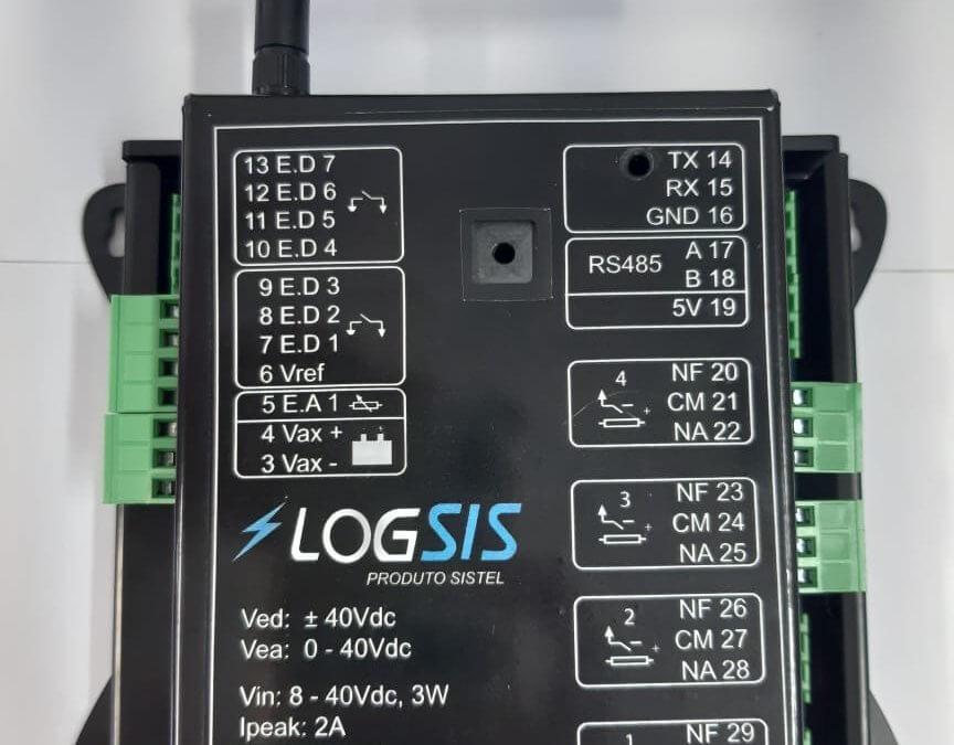 Sistel lança o LOGSIS, que permite monitorar e controlar equipamentos a distância