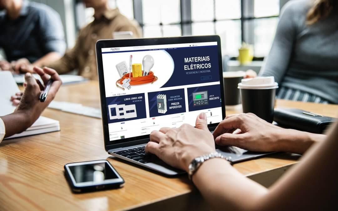 Conheça a EletroSIS, loja virtual do Grupo Sistel